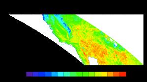 MODIS - H08V05 - DoY:162